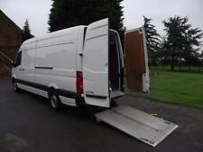 Crafter Commercial Vans & Pickups with Tail Lift