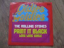 Vinyl7 The Rolling Stones Paint It Black German Press Sehr gut