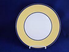 "PAGNOSSIN - SPA YELLOW - Salad Plates 8 1/4"""""