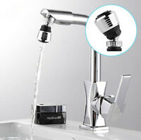 360 Rotate Faucet Nozzle Filter Water Saving Tap Diffuser Kitchen accessories