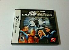 Fantastic 4: Rise of the Silver Surfer Nintendo DS Complete NDS CIB - M30