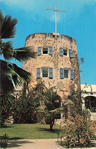Postcard Bluebeard's Castle St. Thomas Virgin Islands