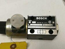 Bosch Solenoid 4600psi 24v 981023148