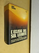 L ECLISSE DEL SOL LEVANTE 1936 1945 John Toland Mondadori 1971 storia libro di