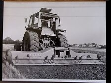 Lot02 - 1974 Farming & Agriculture HOWARD ROTAVATOR Wins Gold Medal Large PHOTO