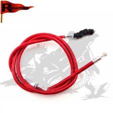 Red Cavo frizione  Per Dirt Pit Bike 50cc-160cc SSR TTR KLX110 Baja GPX XR CRF