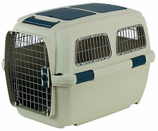 Hundetransportbox Modell Clipper Idhra 6 beige von Marchioro 93 x 65 x 68 cm