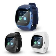 Bluetooth Smart Wirst Watch With Facebook Whatsapp Support 2G GSM SIM/TF Card TH