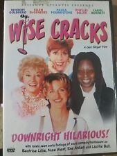 Wise Cracks (DVD, 2004) Carol Burnett Ellen Degeneres FREE SHIPPING!