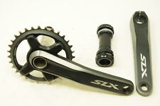 Shimano SLX Fc-m7000 Single 11 Speed Crankset 32t Chainring 175mm With BB Set
