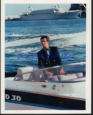JAMES BOND  GOLDENEYE PIERCE BROSNAN AS 007 8X10