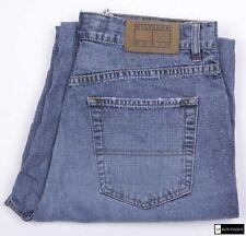 Tommy Hilfiger Herren-Straight-Cut-Jeans mit niedriger Bundhöhe (en)