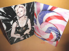 MADONNA cd HARD CANDY + BOOKLET + 2 Bonus Tracks (from the BOX set)