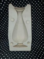1986 Duncan Molds DM-47E Swirl Vase Ceramic Slip Casting Mold