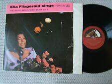 ELLA FITZGERALD Sings The Irving Berlin Song Book Vol1 LP 33T jazz UK  VG+ / VG