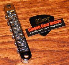 Gibson Les Paul Bridge Nashville Chrome Tune-o-matic API Guitar Parts SG Light T