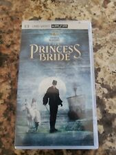 The Princess Bride (UMD, 2006) SONY PSP Movie Complete with insert