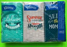 KLEENEX Go Packs 10/3-Ply Tissues Per Pack Total 30 Tissues