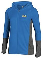 Under Armour Women's UCLA Bruins Football Full Zip French Terry Hoodie Jacket XL