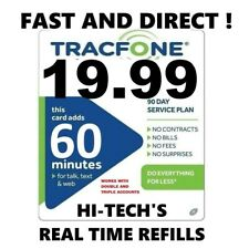 TracFone Phone Cards & Data Cards for sale | eBay