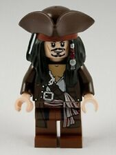 Lego Pirates of the Caribbean Captain Jack Sparrow poc011 From 4195 Figurine New