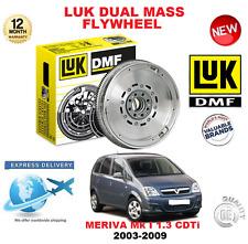 für OPEL MERIVA Mk I 1.3 CDTI 2003-2009 original LuK DMF Zweimassenschwungrad