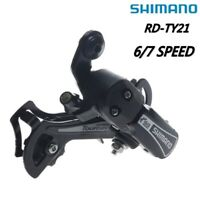 6/7 Speed MTB Bicycle Rear Derailleur For Shimano SIS Tourney RD-TY21B