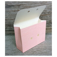Pink Pouch Favor Boxes, Packages of 10