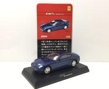 1/64 Kyosho Dydo FERRARI 612 Scaglietti Diecast Car Model Blue
