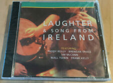 Frank Kelly, Jim McCann, Paddy Reilly: Laughter & Songs from Ireland CD