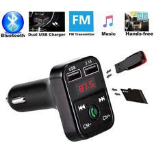 Bluetooth FM Transmitter Auto MP3 Player KFZ 2 USB Ladegerät SD Freisprechanlage