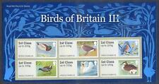 Great Britain 2011 Post & Go Birds series 3 pack (2014/1128/#03)
