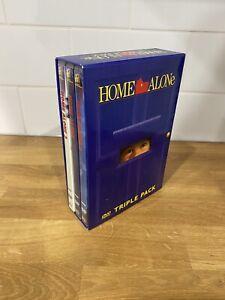 Home Alone Dvd Triple Pack 1 2 3 Region 4 Pal Box set