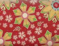 Delighted large floral Riley Blake fabric