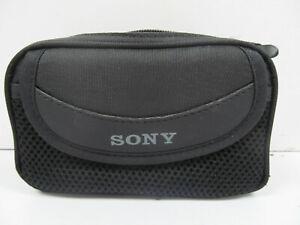 Sony Camera Small Bag Carry Cover Bag Black New