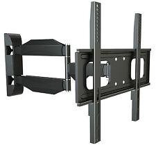 """Schwenkbare 32""""-60"""" TV Wandhalterung neigbar ausziehbar LCD LED Monitore S2644"""