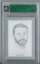 Grant Fuhr 2011-12 In the Game Ultimate Memorabilia Silver Base 23/62