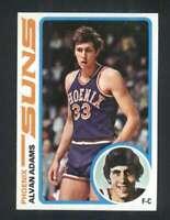 1978-79 Topps #77 Alvan Adams NM/NM+ Suns 120803
