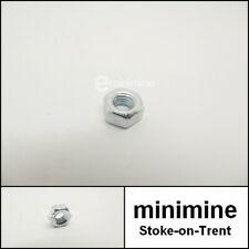 Classic Mini 1/4 UNF Plain Nut Zinc Plated Steel x 1 car austin morris rover
