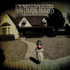 The Silence in Black and White Hawthorne Heights MUSIC CD
