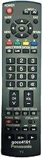 ORIGINAL PANASONIC REMOTE CONTROL N2QAYB000496 substitute for EUR7651150 NEW