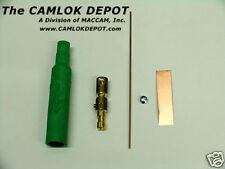 Cooper Camlok #8 - #4 MALE GREEN # E1015-8310