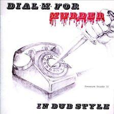 Dial M For Murder in Dub Style by Sunshot Band/Phil Pratt (CD, Jan-2012,...