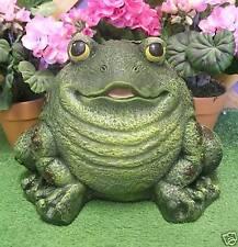 Fat Chubby Frog Toad Amphibian Latex Fiberglass Production Mold Concrete Plaster