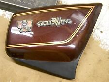 honda gl1100 goldwing aspencade interstate right side cover panel 83 82 81 1980
