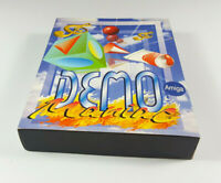 Demo Maniac ~ Commodore Amiga Tool Scene Big Box OVP VGC CIB Demo Maker RARE!