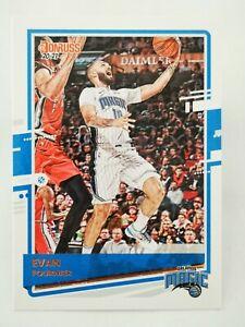 Panini Donruss 2020-21 N18 NBA trading card #141 Orlando Magic Evan Fournier