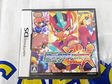 NDS GAME ROCKMAN ZX (ORIGINAL USED)