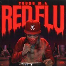 Young M.A | Red Flu (CD Mixtape)