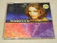 Madonna Beautiful Stranger CD single [Promotional Copy] {very rare}
